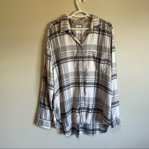 American eagle soft and sexy flannel